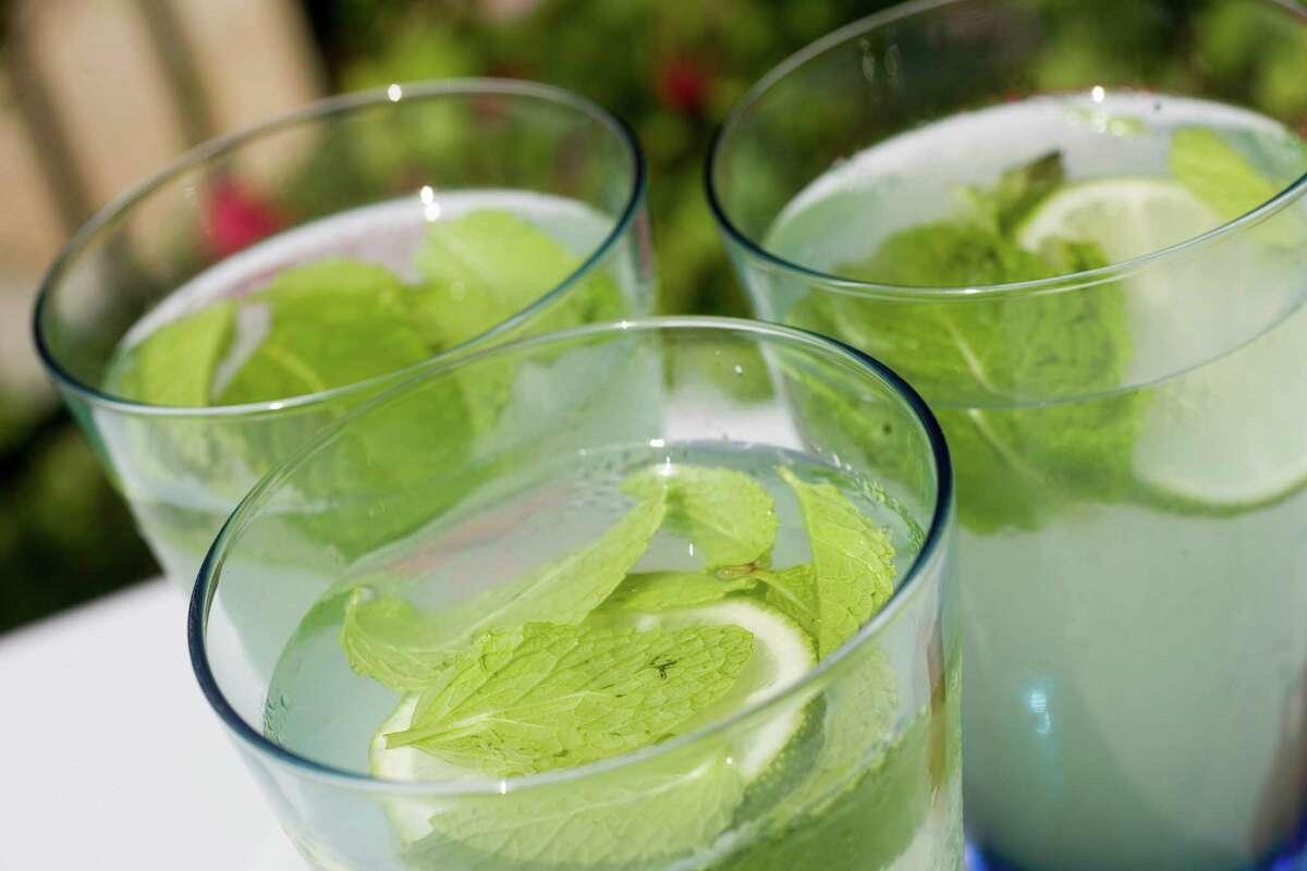 Indika: Spiced lemonade