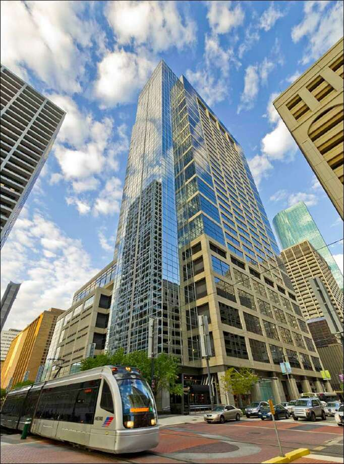 German realty fund Union Investment paid $440 million for 1000 Main  earlier this year. Photo: Courtesy Photo