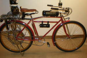Rare and valuable bicycles reported stolen in Clifton Park - Photo