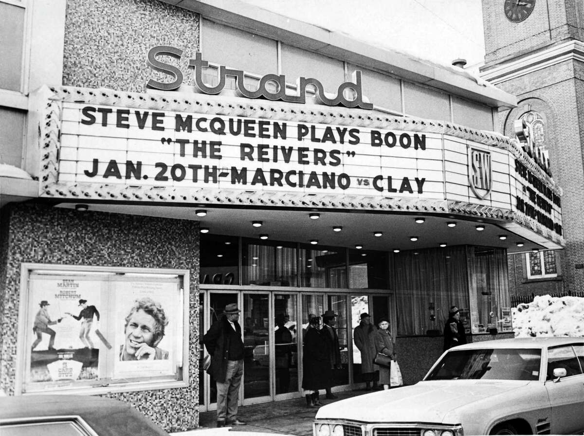 Strand Theatre, Albany, 1969, in Albany, N.Y. (Times Union Archive)