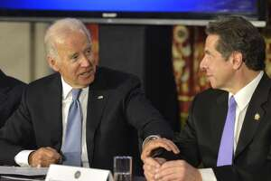 Dems would be in a bind if Biden runs for president — but that's OK, Cuomo says - Photo