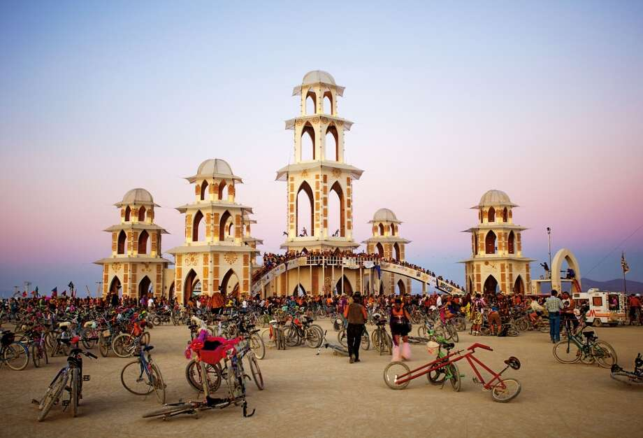 Burning Man reveals new temple design for 2020