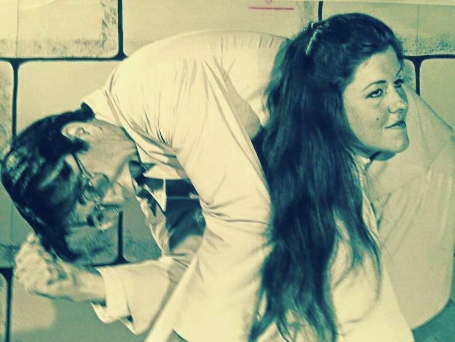 "Linda Hoy and Rick Landmann appear in 1971's ""Misalliance."" Photo: Courtesy Photo"