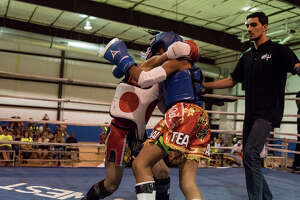 Local young Muay Thai fighter breaks the mold - Photo
