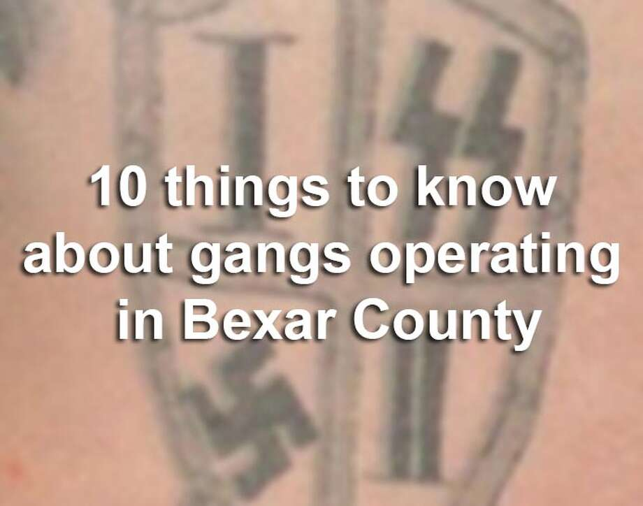 10 Things To Know About Gangs Operating In San Antonio
