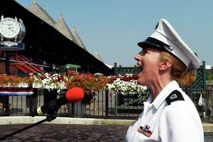 Saratoga Race Course hosts Military Day - Photo