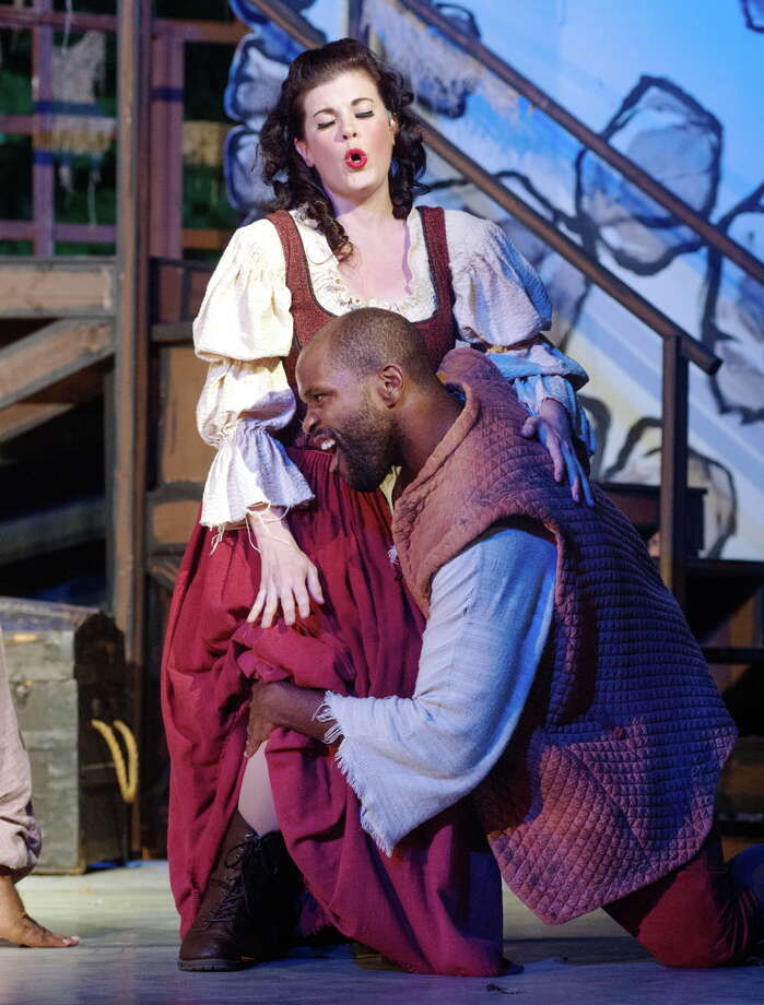 "Katie Keough and Maurio Hines, seen here, are among the performers who will appear in ""Rags to Riches,"" at The Gary The Olivia Theater at the Abbey of Regina Laudis, in Bethlehem, on Saturday, Sept. 19. Photo: Contributed Photo"