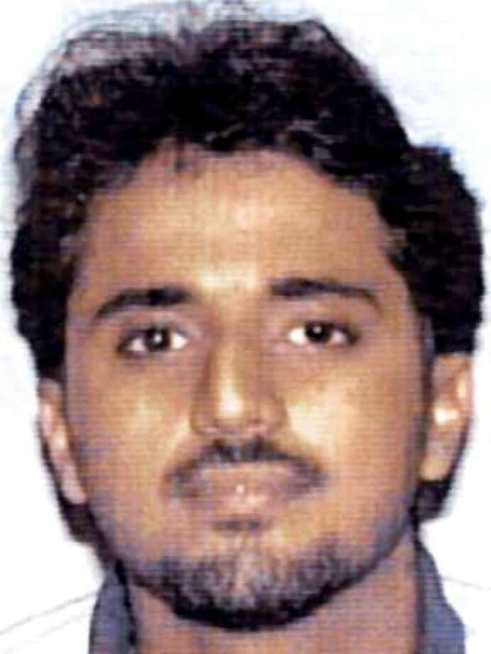 FILE - This undated handout file photo provided by the FBI, shows Adnan Shukrijumah. Foreign Islamic militants have been able to secure Pakistani national identity cards in exchange for bribes as low as $100, giving them vastly greater freedom to operate, according to a report by Pakistan's top intelligence agency obtained by The Associated Press. Among the most notorious beneficiaries of this system was Shukrijumah, a Saudi-born U.S. citizen and a top al-Qaida commander. Shukrijumah was killed in a Pakistani army raid in a tribal region along the Afghan border in December 2014. He was found in possession of a Pakistani national identity card under the name of Shahzaib Khan, according to a recent report by the Inter-Services Intelligence. (FBI, File via AP) Photo: Uncredited, HOGP / FBI