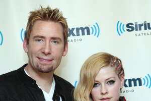 Avril Lavigne splits from Chad Kroeger - Photo