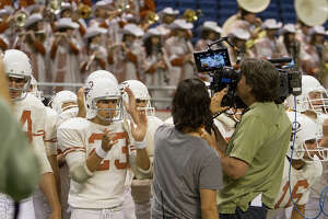 New trailer shows off scenes from Alamodome in 'My All American' - Photo