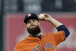 Dallas Keuchel strengthens Cy Young resume with 3rd AL Pitcher of Month award - Photo