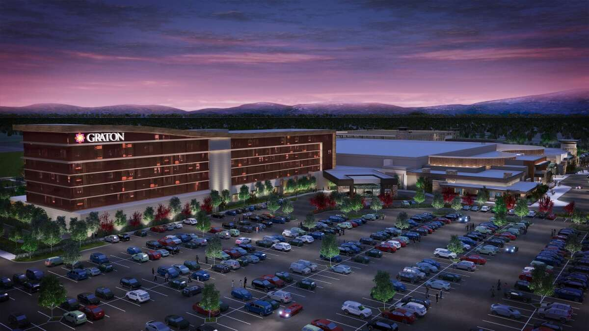 The 200 guest room hotel will include a full spa
