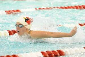 Greenwich girls swim team seeking to make a splash - Photo
