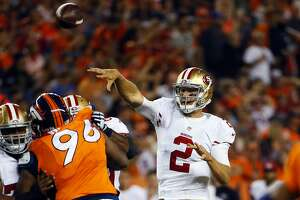 Success has put 49ers QB Gabbert in his comfort zone - Photo