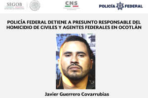 Authorities capture alleged leader of notorious cartel - Photo