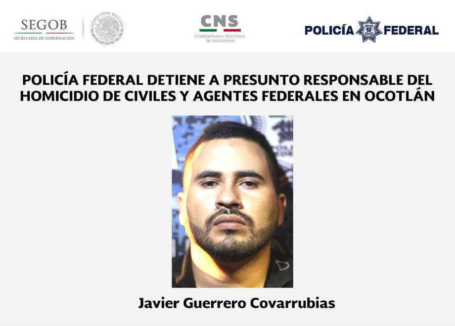 "Javier Guerrero Covarrubias known as  ""El Javi"" was captured in September. He's the alleged leader of the violent Jalisco New Generation cartel.  Keep clicking to learn more about Mexico's biggest, newest and baddest cartels. Photo: PoliciaFedMx"