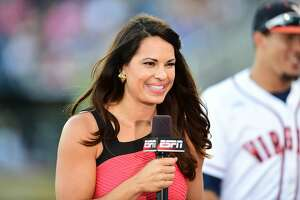 Jessica Mendoza making history at ESPN - Photo