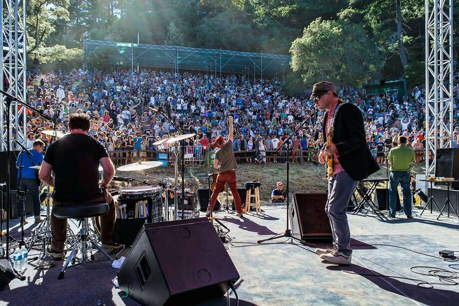Sound Summit, a daylong musical celebration to benefit Mount Tam, takes place at the historic Mountain Theater on Saturday, Sept.19. Photo: John Margaretten