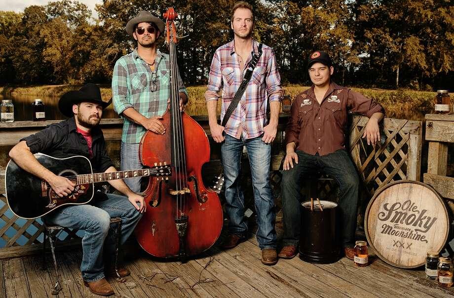 Rising Texas country quartet JB & the Moonshine Band Photo: Courtesy Photo / Courtesy Photo