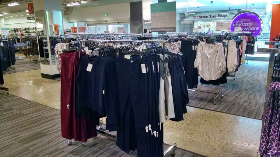 A closer look inside the new Nordstrom Rack store at Colonie Center on Wednesday, September 2, 2015. Photo: Kristi Barlette