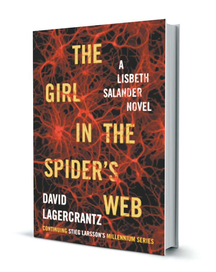 "Swedish journalist and best-selling author David Lagercrantz was selected to write the latest installment in the Millennium series. His ""The Girl in the Spider's Web"" is in bookstores now."