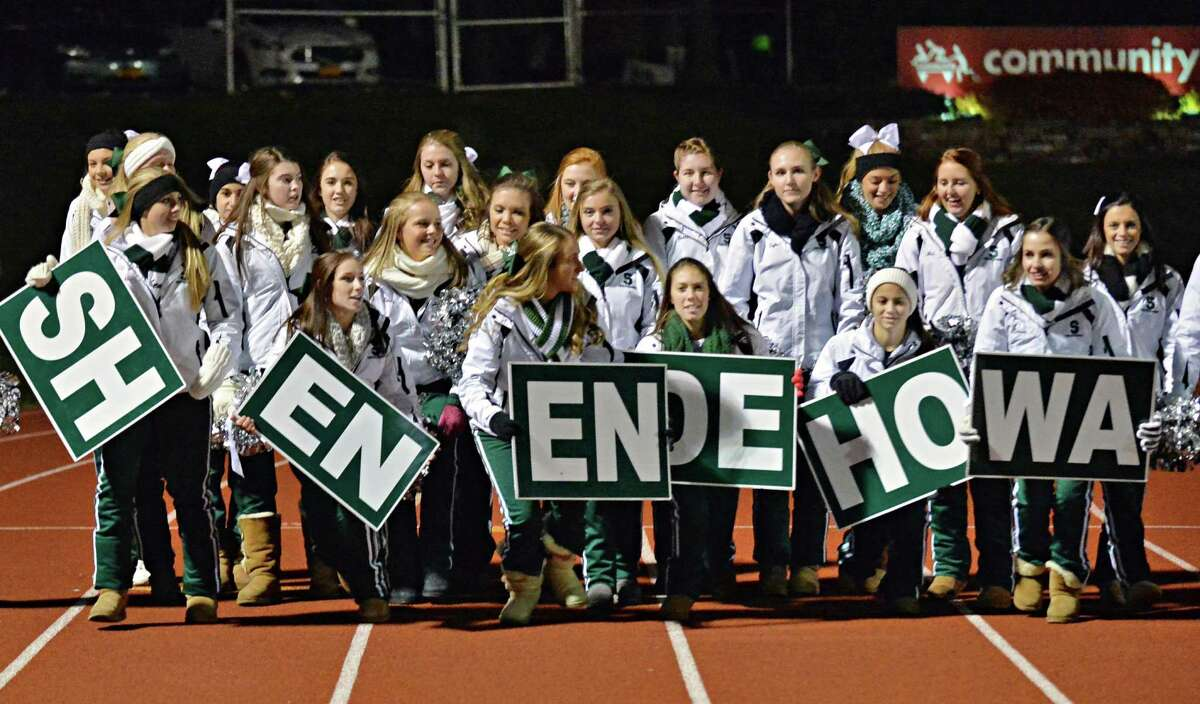 The Times Union footballGame of the Week is Shaker at Shenedehowa. When: Friday, 7:00 p.m. Where: Shenendehowa High School. After the game, check out our video highlights and see if we caught you on camera in our Seen gallery. More high school sports coverage.