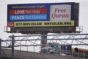 U.S. Muslims hope new billboards reclaim Islam's message - Photo