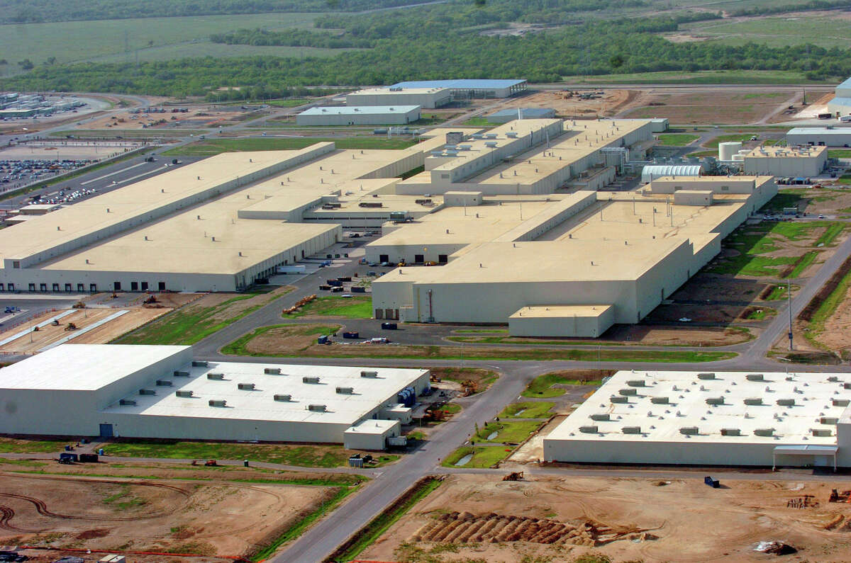 Toyota's plant in southern Bexar County makes the Tacoma and Tundra. Toyota and its suppliers could create 400 jobs altogether as a result of the Saturday production, says Mario Lozoya, government relations and external affairs director.