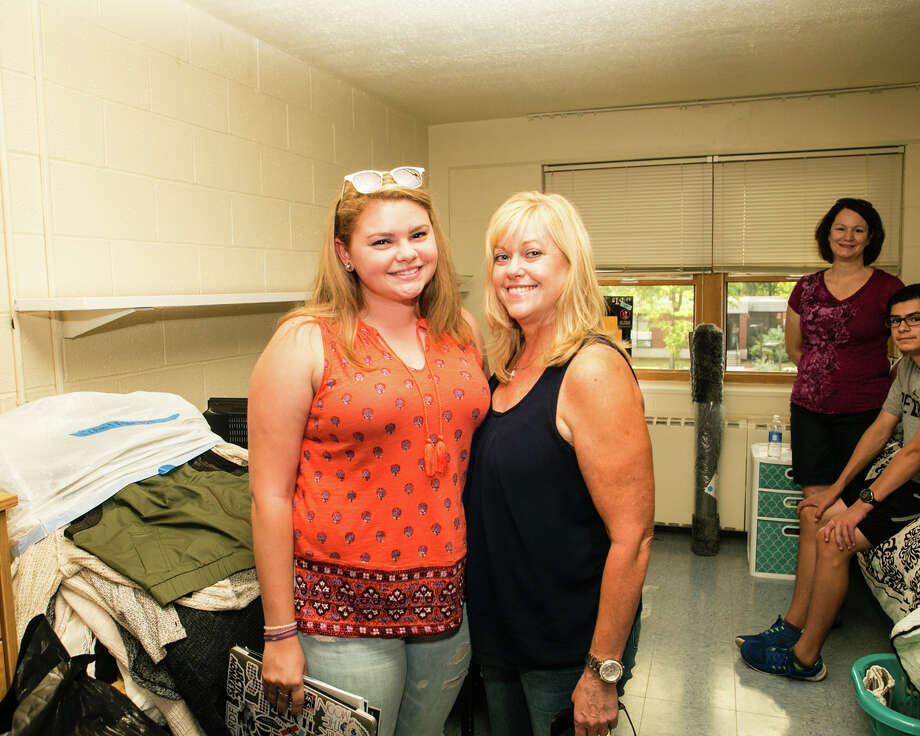 Were you Seen at Move-In Day at Siena College in Loudonville on Thursday, Sept. 3, 2015? Photo: Purificato Photos