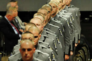 State Police trooper class graduates - Photo