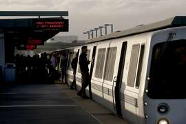 BART trains were experiencing major delays Wednesday morning after a train became disabled in the Transbay Tube.