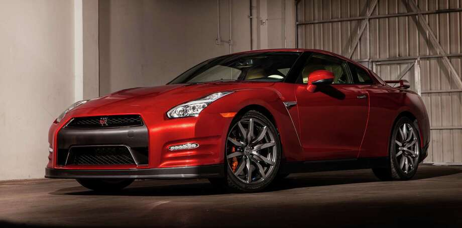 The 2015 edition of Nissan's 545-horsepower GT-R gets new calibrations for its four-wheel independent suspension, Bose active noise cancellation and LED high-beam and low-beam headlights. Photo: Nissan / 2013