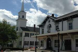 Historic Newtown commercial building gets a face lift - Photo