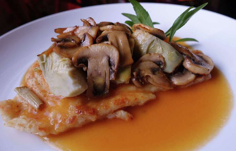 Snapper a la George for Chefs' Secrets Photo: Chris Waters Dunn, Freelancer / For The Express-News / San Antonio Express-News