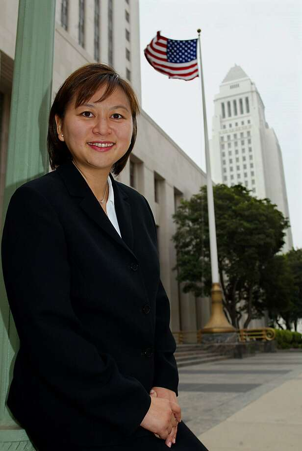 "President Obama has nominated Jacqueline Nguyen, who two years ago became the first Vietnamese American woman to serve as a federal judge, to the United States Court of Appeals for the 9th Circuit in San Francisco, California. ""Judge Nguyen has been a trailblazer, displaying an outstanding commitment to public service throughout her career,"" Obama said. (Ken Hively/Los Angeles Times/MCT) Photo: Ken Hively, McClatchy-Tribune News Service"