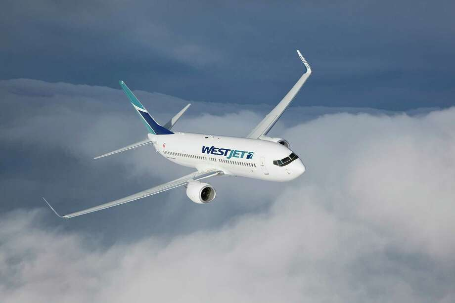 WestJet will fly the Next Generation 737-600 and 737-700 on the 1,750-mile route between Bush Intercontinental Airport and Calgary International Airport. Photo: Ed Turner / 2012 The Boeing Company