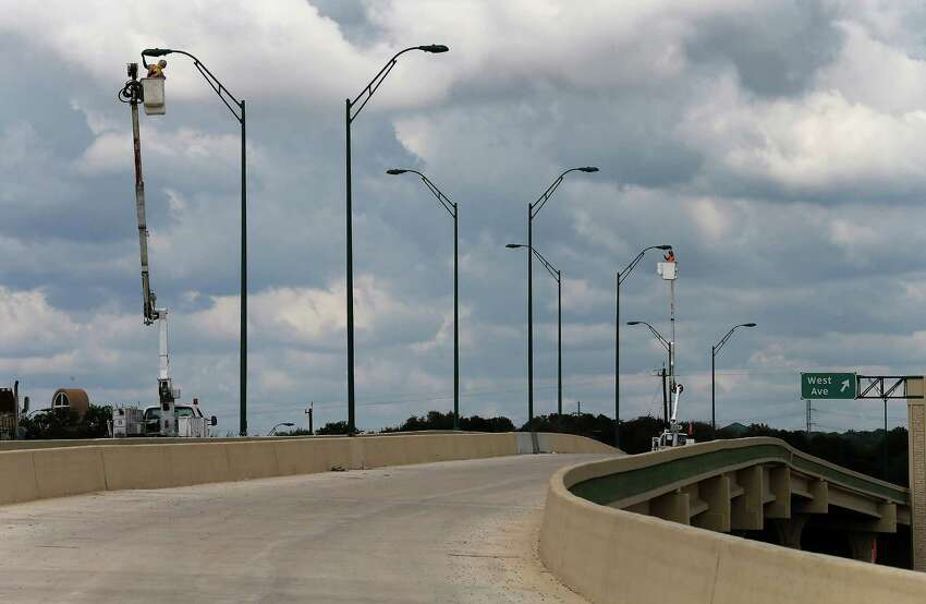1. Wurzbach Parkway was completed in September, which means you can drive non-stop between which two roadways: A. IH-35 and I-10 B. O'Connor and Lockhill-Selma C. Weidner and Northwest Military D. I-10 and Bandera Road