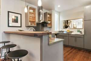 Hot Property: Classically styled Cole Valley flat embraces placid setting - Photo