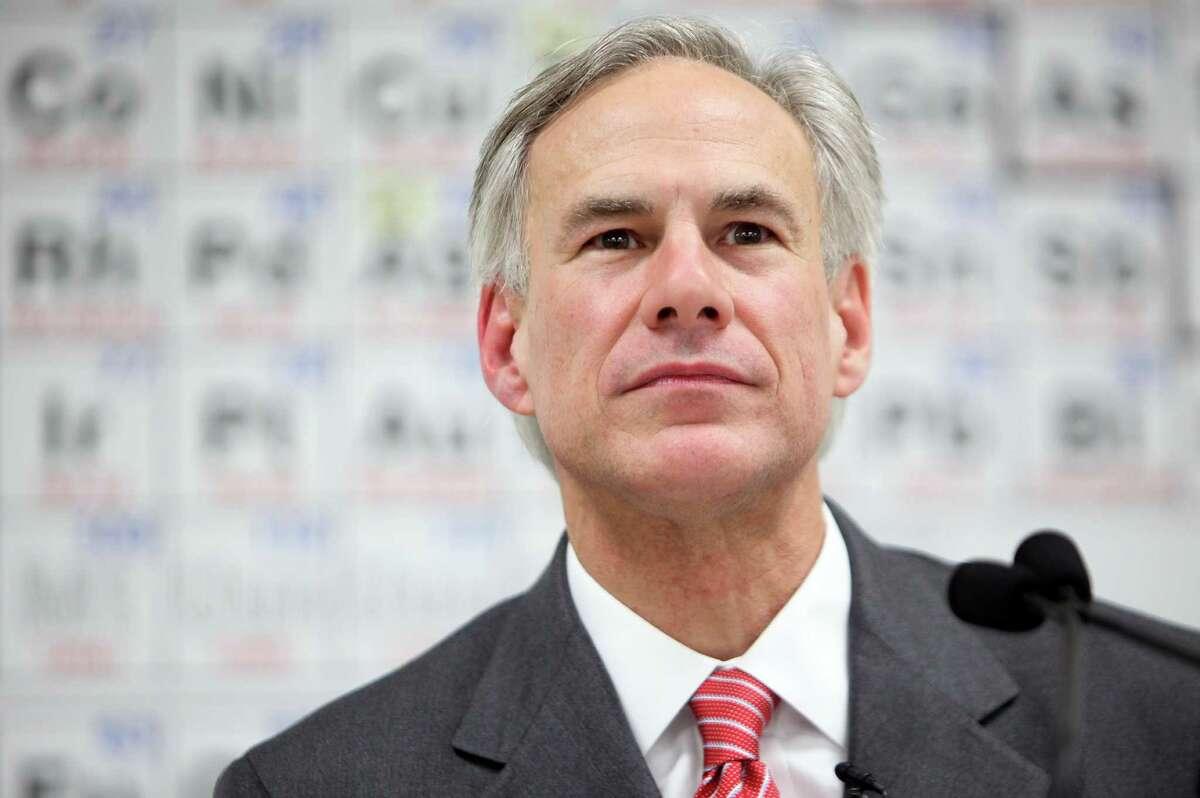 Gov. Greg Abbott, alarmed by Texas' growing debt load, doesn't think lawyer-legislators should be doing bond work at all for public agencies.