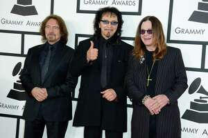Black Sabbath and Ozzy at The End - Photo