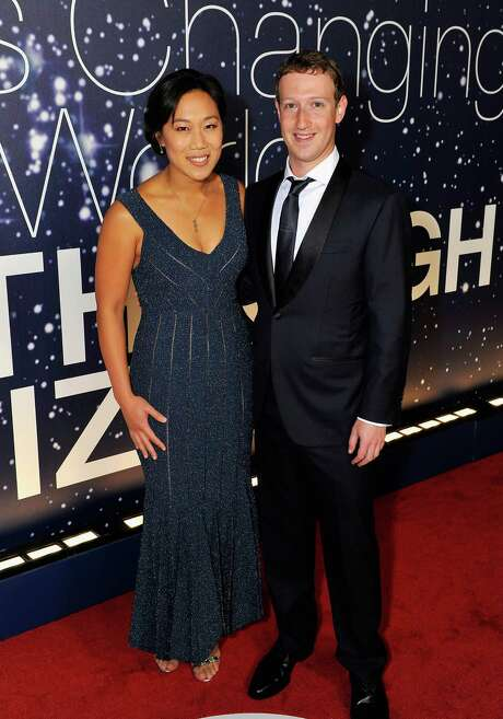 Priscilla Chan and Mark Zuck-erberg have an interest in education. Photo: Steve Jennings, Stringer / 2014 Getty Images