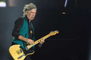Keith Richards: 'Metallica and Black Sabbath are jokes' - Photo