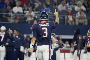 Tom Savage injured during fourth quarter, leaves game for examination - Photo