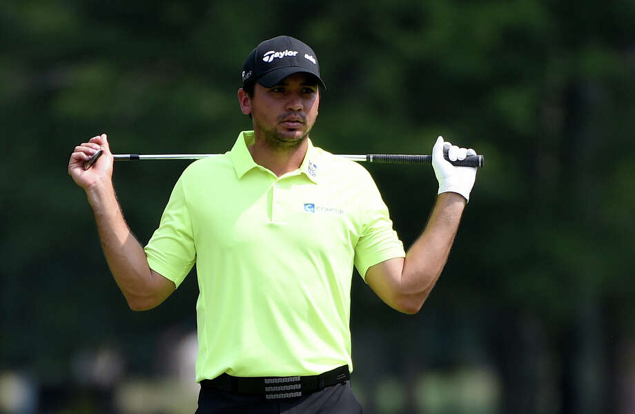 Jason Day will be trying to strengthen his case to become the world's No. 1 golfer when he tees off today in the Deutsche Bank Championship at Norton, Mass. Photo: Ross Kinnaird, Staff / 2015 Getty Images