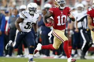 49ers' subs end preseason with win over Chargers - Photo