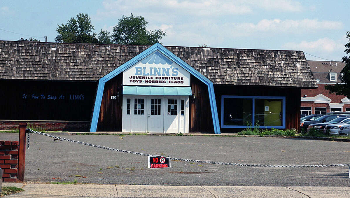 A medical office building has been proposed for the former Blinn's property. The toy store closed its doors in April.