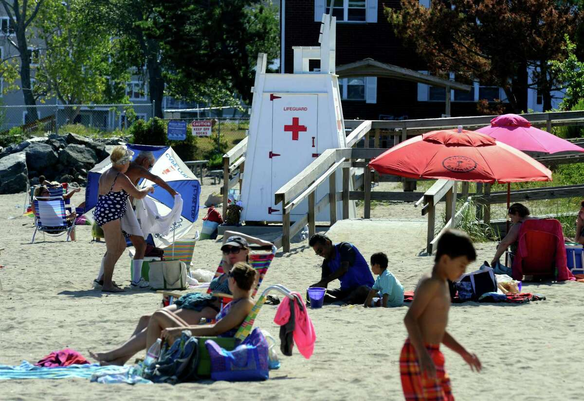 Silver Sands State Park, Milford Where to swim: Silver Sands (guarded)