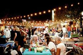 If you're looking for an excuse to run into hundreds of your neighbors, hear some music and dine in the middle of a usually busy street, there's nothing like the biannual Dinner With Albany.