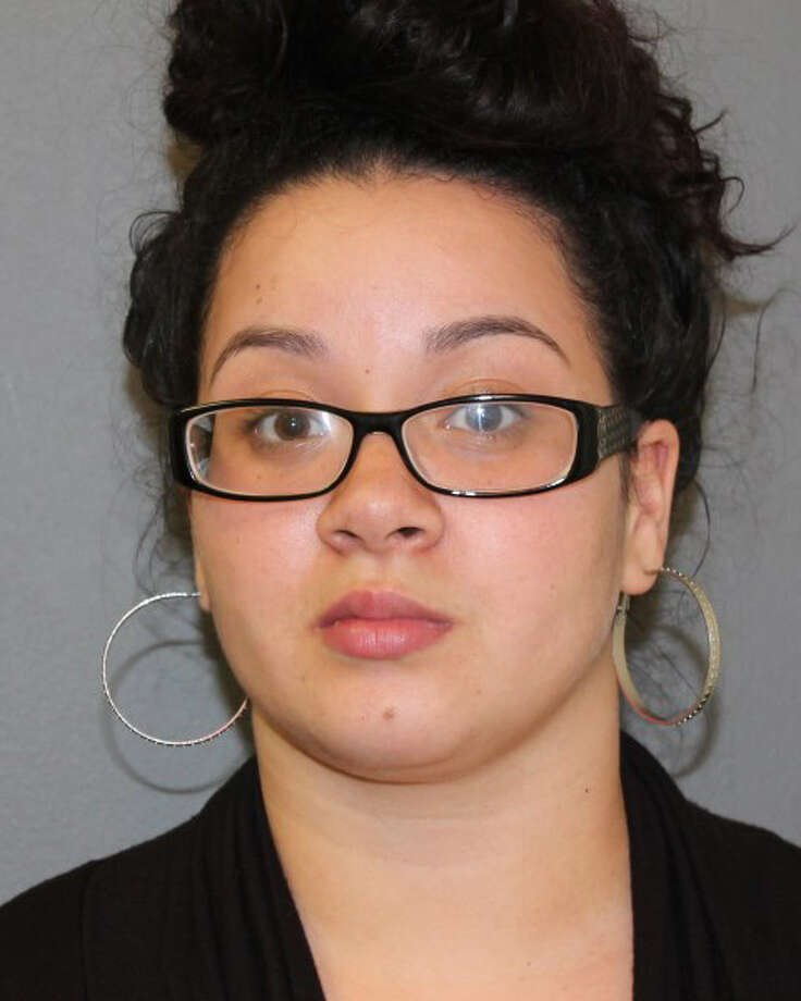 On Thursday. Sept. 3, 2015, Shelton police arrested Alexis Castro on a court warrant charging her with burglary in the third degree and first-degree criminal mischief. Castro posted a $2,500 bond and will appear in Derby Superior Court on Sept. 17. Police say she entered an ex-boyfriend's apartment and trashed the place, causing $8,000 in damage. Photo: Shelton Police Department