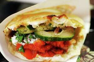 Small falafel chain eyeing move into Capital Region - Photo